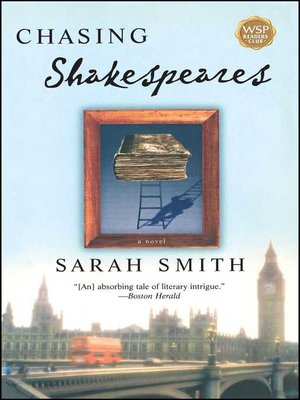 cover image of Chasing Shakespeares